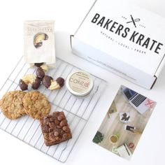 Bakers Krate Review September 2016 http://www.ayearofboxes.com/reviews/bakers-krate-review-september-2016/