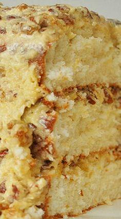 Edna Lewis's Famous Coconut Lane Cake