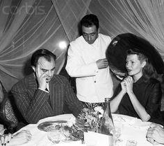 Rita Hayworth and Prince Ali Khan, 1950's