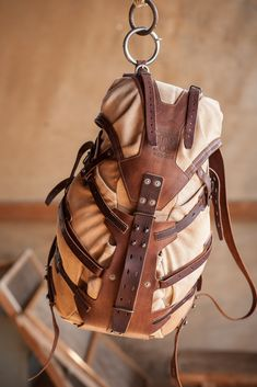 072/2018 backpack by Notless Orequal