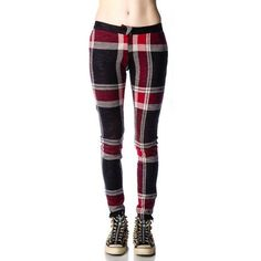PVC Leggings via Polyvore featuring pants, leggings, legging pants, punk leggings, punk rock pants, doll leggings and pvc trousers