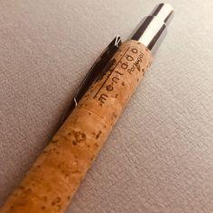 Kork Kugelschreiber «Montado» – Naturkork mit weicher Haptik Fashion Styles, Vegan Products, Ballpoint Pen, Stationery Set, Handmade