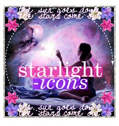 """""""&&✩; icon"""" by starlight-icons ❤ liked on Polyvore featuring art, katcatsicons and starlightshowcase"""