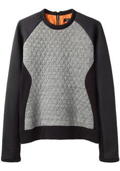 Rag & Bone / Flight Sweatshirt | La Garçonne