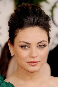 Golden Globes 2011 – Beauty Trends - ELLE