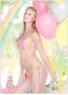 Rainbow Lingerie!   Omg omg omg need this like now!