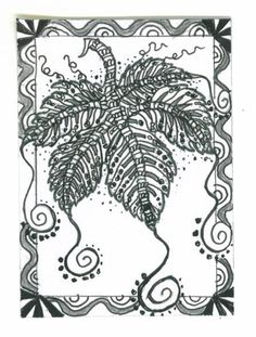 Zentangle Pattern Gallery | Zentangle Pattern Gallery - Bing Images | doodles