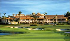 Trump National Doral Miami - Blue Monster Golf Course.