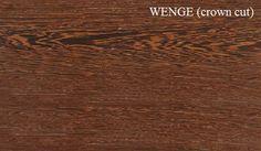 Wenge Crown Cut