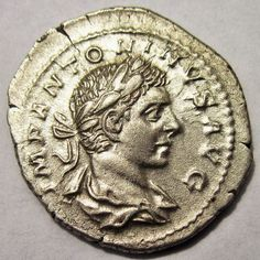25 best rome septimius severus images on pinterest antiquities rare elagabalus silver denarius providence ric 242 roman imperial coin fandeluxe Choice Image