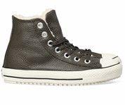 Groene Converse boots Converse Boot Mid enkelaarsjes