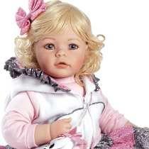 Boneca Reborn Adora Doll 51 Cm Cats Meow