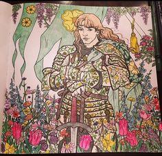 Αποτέλεσμα εικόνας για game of thrones coloring book sir loras