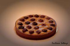 Chococherry Pie - Crostate, G.Fusto Sablé al cioccolato Biscotto di mandorla e arancia Ciliegie Glassa a freddo