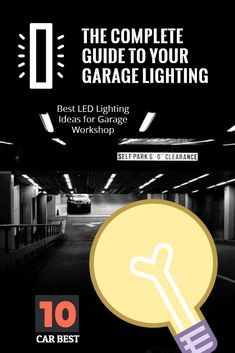 How to replace the headlight bulb on peugeot 207 in the garage weve reviewed five best led garage lights on todays market guess what fandeluxe Choice Image