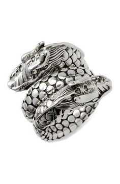 Order Now John Hardy Naga Dragon Coil Ring image by hamovine