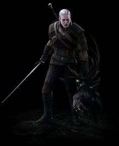 Geralt of Rivia, The Witcher 3: Wild Hunt, hhnnnggg
