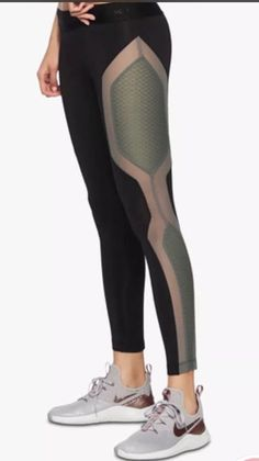 0f6e6a79f Koral Activewear Luna Legging Size Large Black Agave  fashion  clothing   shoes  accessories