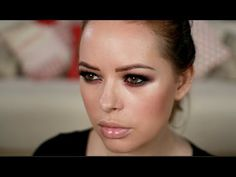 MAC Club & Cranberry Smoky Eye Makeup Tutorial