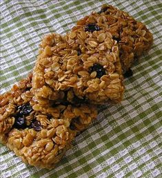 English flapjacks...chewy and addictive. This is for you Karen for when you get home from the UK!!