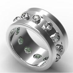 CAD Designed Ring