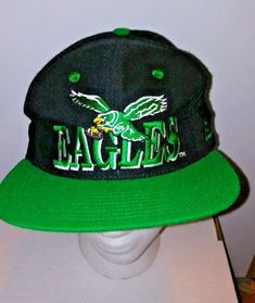 innovative design 7c6f4 857e9 Eagles Nfl, Philadelphia Eagles, Snapback Hats, Nfl Football, Nfl, Snapback,