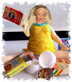 fat barbie Why do I think this is so funny