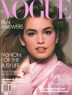 Cindy Crawford Vogue Magazine Photo by Victoria´s Secret Show, via Flickr