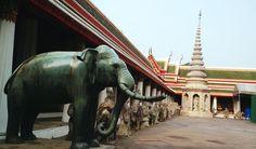 What Arun Temple - Bangkok - Thailand