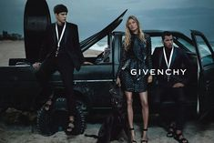 Mert and Marcus Givenchy S/S 2012
