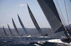 Maxi Yacht Rolex Cup, Porto Cervo, Sardinia Italy