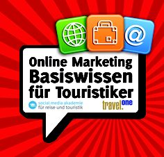 """Vom 09. - 11. September sind wir in Köln, Frankfurt und München mit Workshops zum Thema """"Online Marketing Basiswissen für Touristiker"""" unterwegs!"""