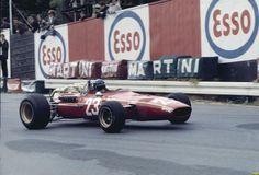 Jacky Ickx (Belgium 1968), Circuit de Spa-Francorchamps