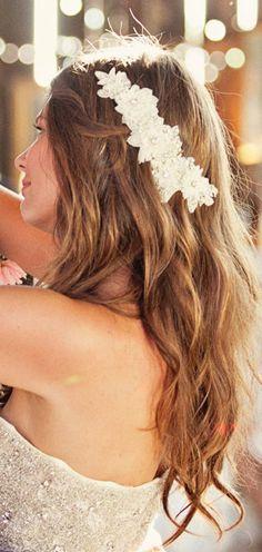 wedding hair :) @untamedpetals #untamedpetals