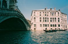 Grand Canal by Josh Chen