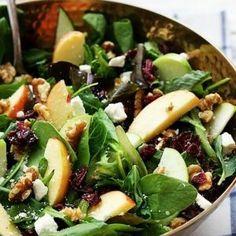 Recetas de ensaladas de verano frescas