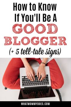 Do you want to build a successful blog? Beyond just knowing how to start a blog, you need to possess some traits that many great bloggers possess. Before you create a blog of your own - whether you want to make one for your craft business, lifestyle posts, craft ideas, or fashion sense - consider these characteristics. Once you're ready to create a blog, grab this step-by-step guide to starting a blog so you do it the easy way and make money from it sooner rather than later! Make Money Blogging, Way To Make Money, How To Know, How To Start A Blog, Craft Business, Business Tips, Blog Names, What It Takes, Creating A Blog