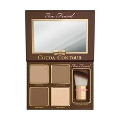 Too Faced Cocoa Contour Chiseled To Perfection Palette for Spring 2015