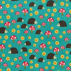 This would be great for the fall...Michael Miller fabric for quilt or craft by fivemonkeyfabrics, $4.75