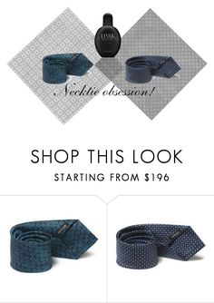"""Necktie obession!"" by scaglionegroup on Polyvore featuring Kiton, Calvin Klein, men's fashion e menswear"