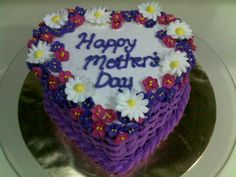 mother+day+cake | sweet violet and daisies mother s day cake