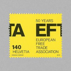 of European Free Trade Association. Joseph Muller, Max Miedinger, China People, Computer Generated Imagery, Branding Design, Logo Design, Trade Association, Typography Layout, Soul Searching