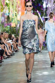 Christian Dior Spring 2014 Ready-to-Wear Fashion Show - Isis Bataglia (METROPOLITAN)