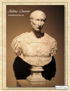 Julius Caesar Lesson Plans by ChezEllePLAY: Julius Caesar by William…