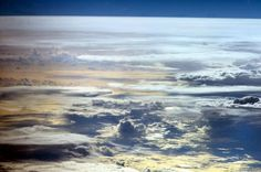 Cloudscapes over the South China Sea, seen from #ISS, Jan 3, 800-mm
