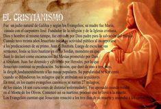 Biografia de Jesus Jesucristo Origen del Cristianismo en Roma