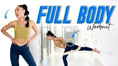 15 min Full Body Workout with Bands