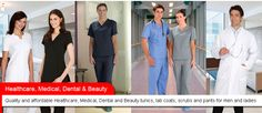 Clever designs offers many options in medical scrubs uniforms in reasonable price online. Quality will be best. It will be same as you can see online. We deliver at you home when you want. You can choose any uniform. For more detail, call on (08) 9314 2301 and email us here- sales@cleverdesigns.com.au visit us. Healthcare Uniforms, Corporate Uniforms, Medical Uniforms, Beauty Tunics, Scrubs Uniform, Lab Coats, Medical Scrubs, Clever Design