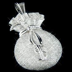 Hip Hop Diamond Jewelry Glitz Glam Of The Sparkling