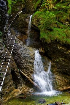 Dolina Suchá Belá: Nature Reserve in Hrabušice, Slovakia Wonderful Places, Beautiful Places, Beautiful World, Bratislava, Places To Travel, Places To See, Hallstatt, Neuschwanstein, Heart Of Europe